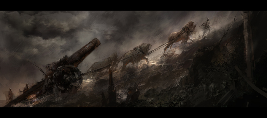 wrath of war